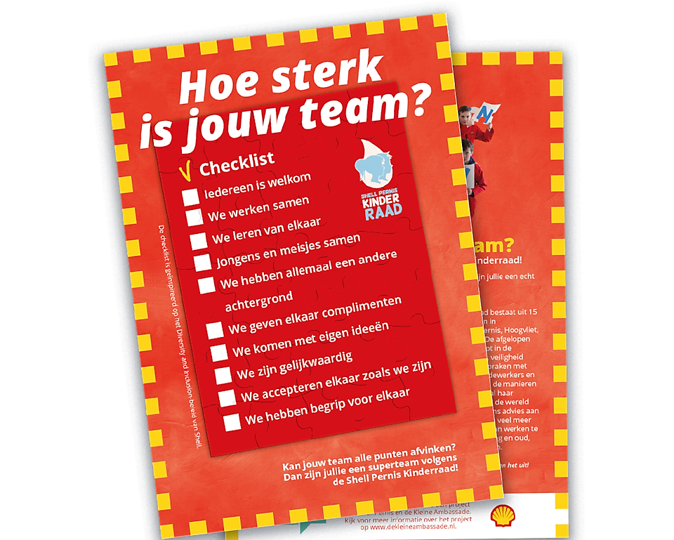 Checklist superteam